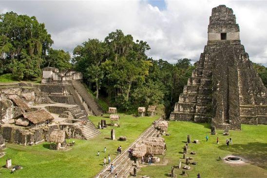Camino Maya: Guatemala Honduras - Méjico,agente de viajes