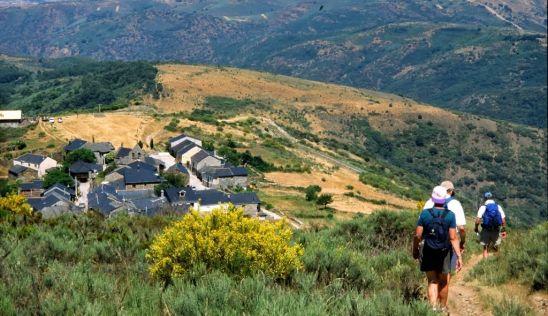 Camino de Santiago - agente de viajes,vivencia de felicidad