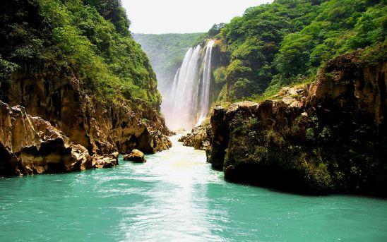 México Sagrado: HUASTECA POTOSINA - vivencia de felicidad,Méjico