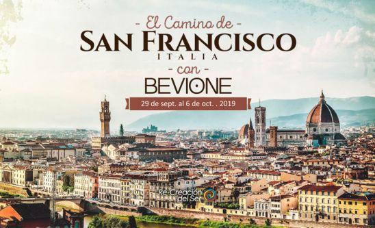 Programa Camino San Francisco - Bevione