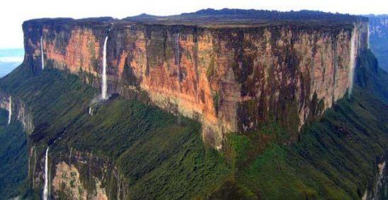 Gran Sabana: donde el destino se funde con el horizonte
